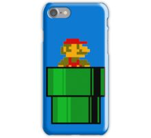 8-bit Mario iPhone Case/Skin