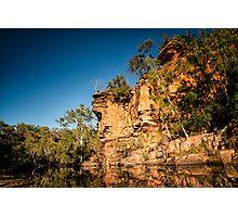 Australia - Outback Gorge I Photographic Print