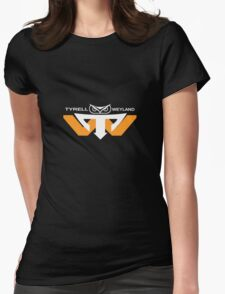 TYRELL-WEYLAND Womens Fitted T-Shirt