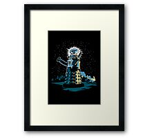 Exterminate the Robinsons!! Framed Print