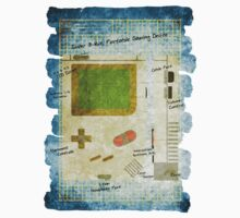 Blueprint Gameboy V2 by Adam Angold
