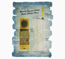 Blueprint Phone V2 by Adam Angold