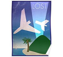 Lost Island Poster