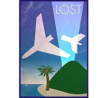 Lost Island Photographic Print