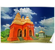 Shiv Temple - Tulapur Poster