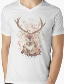 Stag of my Dreams Mens V-Neck T-Shirt