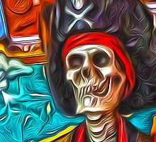 Pirate by Gregory Dyer