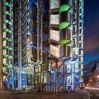 Lloyds of London by JzaPhotography