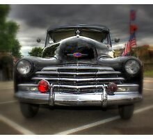 Chevy Stylemaster Photographic Print