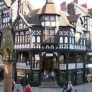 Chester City Centre by stevenw888