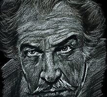Vincent Price by Chantal Handley