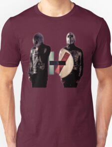 Twenty one horror couple music T-Shirt