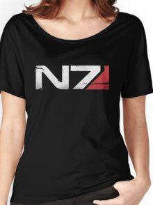 N7 Veteran Women's Relaxed Fit T-Shirt