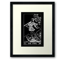 The Fool Framed Print
