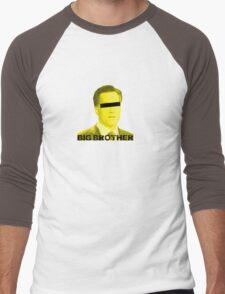 Mitt Romney big brother 2012 Men's Baseball ¾ T-Shirt