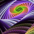 Rainbow Serpent by Vanessa Barklay