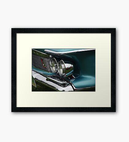 Retro Design Framed Print