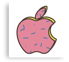 Apple Odd Future Canvas Print