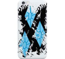 Rarity Splatter Mark (MLP:FiM) iPhone Case/Skin