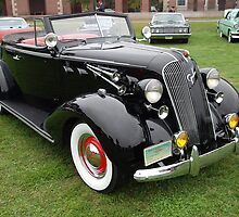 1937 Graham Roadster by John Schneider