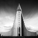 Hallgrímur - Iceland by Dave  Miller