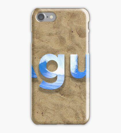 Agua Relax iPhone Case/Skin