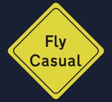 Fly Casual Sign Kids Clothes