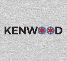Kenwood Neighborhood Tee One Piece - Long Sleeve