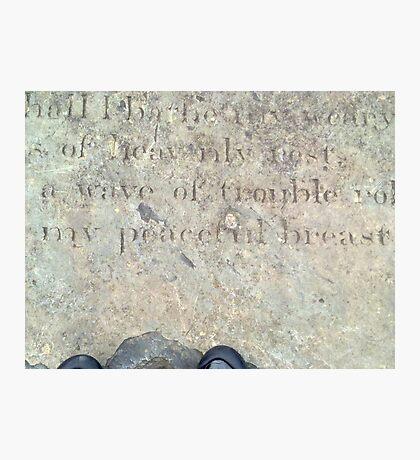 slave graves Photographic Print