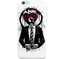 Rise Against music iPhone Case/Skin