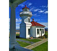 Mukilteo Lighthouse  Photographic Print