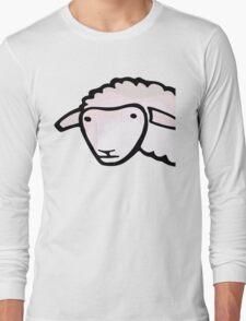 Sheep - Street art Long Sleeve T-Shirt