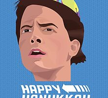 BACK TO THE FUTURE HANUKKAH by Geoff Bloom