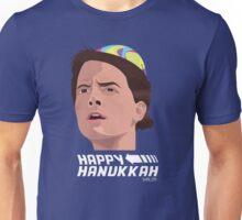 BACK TO THE FUTURE HANUKKAH Unisex T-Shirt