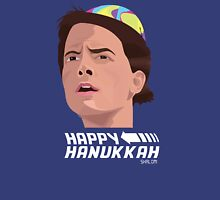 BACK TO THE FUTURE HANUKKAH Unisex T-Shirt