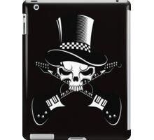 Heavy Metal - Alternative music band logo iPad Case/Skin