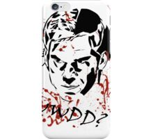 What Would Dexter Do? iPhone Case/Skin