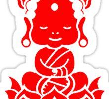 Namaste Bitches Sticker