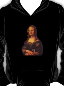 Bill Murray as Mona Lisa T-Shirt