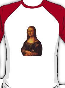 Bill Murray as Mona Lisa T-Shirt
