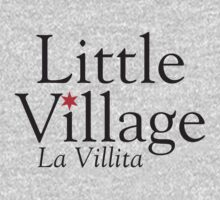 Little Village Neighborhood Tee Baby Tee