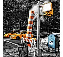 Colors of NYC Photographic Print