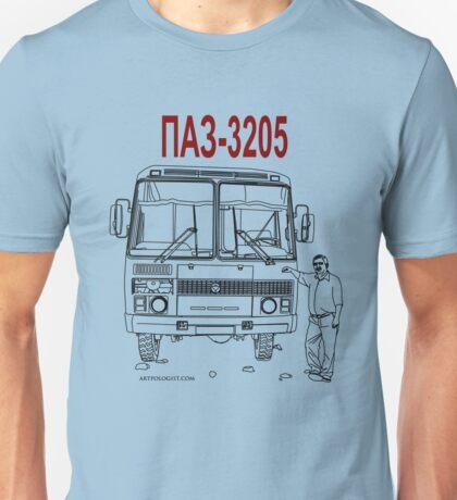 PAZ-3205  Unisex T-Shirt
