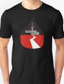 Sleeping with sirens music mountain Unisex T-Shirt