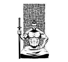 Bushido (The Way of the Warrior) Photographic Print