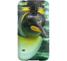 King Penguin Samsung Galaxy Case/Skin