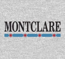 Montclare Neighborhood Tee Baby Tee