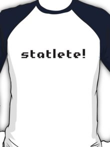 Roller Derby NSO - Statlete! T-Shirt