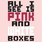Roller Derby NSO - Pink and White Boxes! by jonniexile