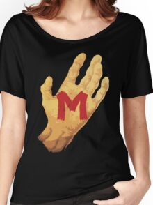 M Women's Relaxed Fit T-Shirt